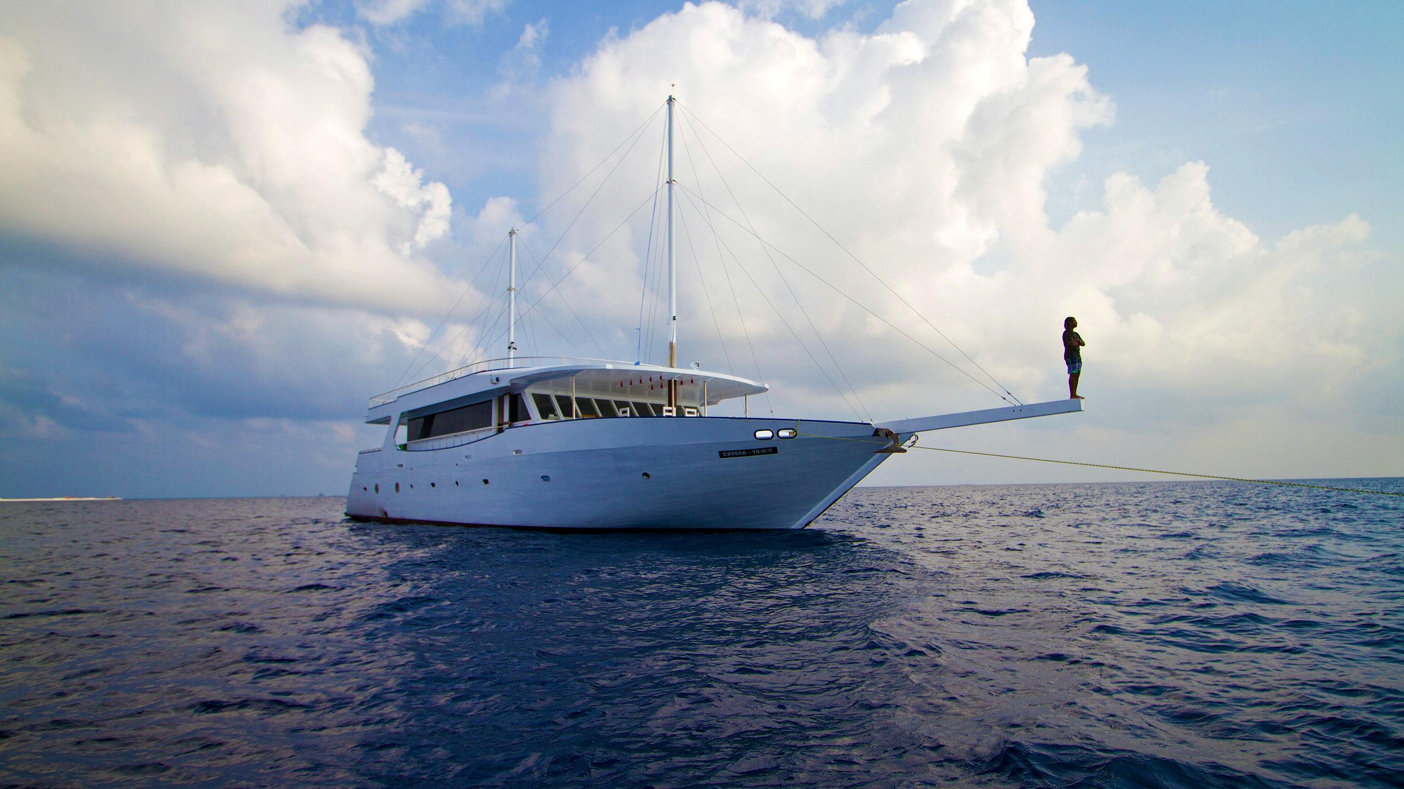 Maldives Dhoni Explorer