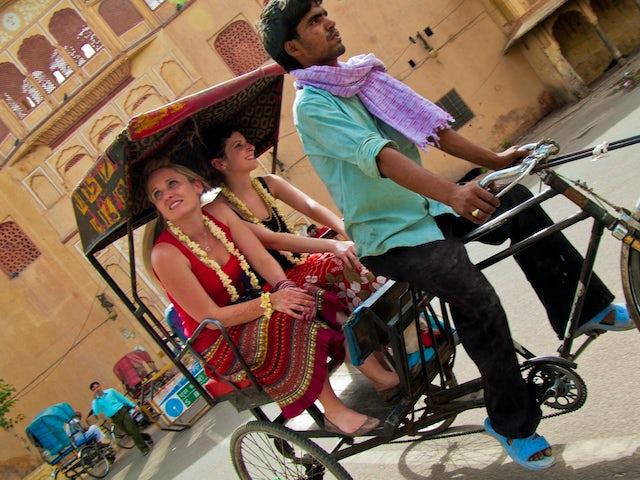 Delhi to Kathmandu on a Shoestring