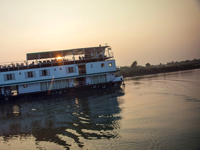 India River Cruise – Ganges Encompassed