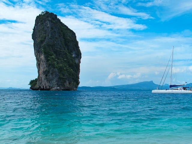Sailing Thailand - Koh Phi Phi to Phuket