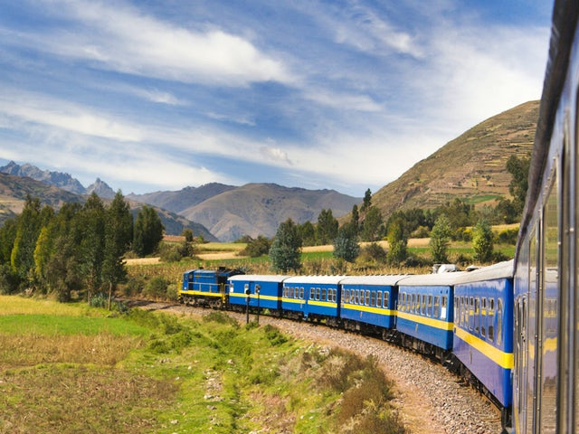 Machu Picchu by Train Independent Adventure