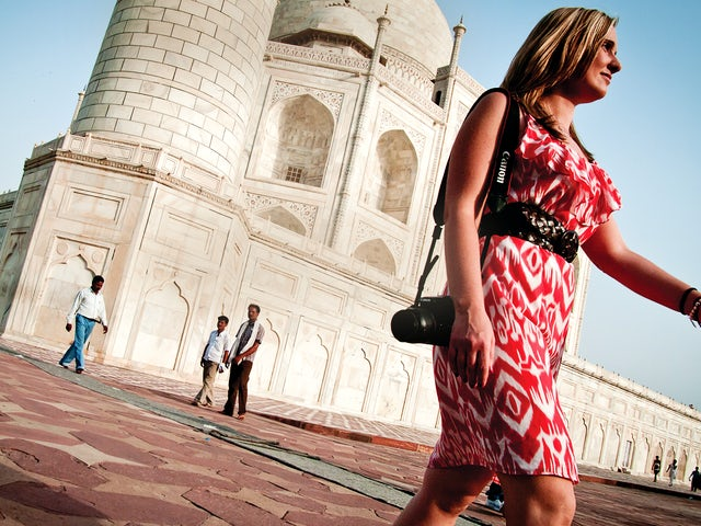 India Encompassed