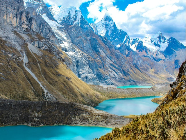 Trekking the Huayhuash Circuit