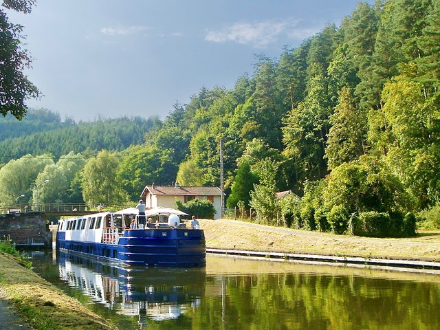 Burgundy River Cruise Adventure
