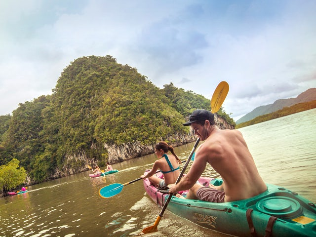 Thailand Hike, Bike & Kayak