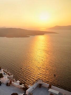 Sailing Greece - Santorini to Kos